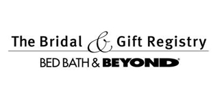 Gift registry canada39s bridal directory for Bed bath and beyond wedding gifts