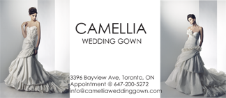 Camellia Wedding Gown Inc.