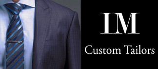 IM label custom tailored apparel